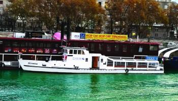EUrama Boat